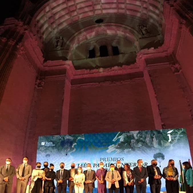 Premios Jaén Paraíso Interior de la Diputación Provincial de Jaén